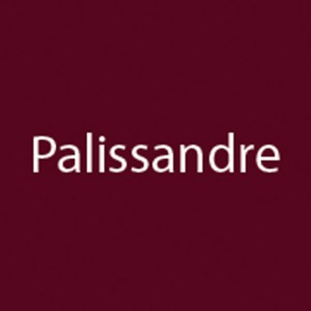 Page simple lisse Palissandre