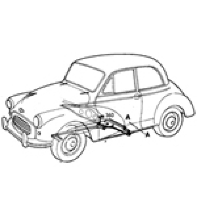 Morris Minor Spare Parts and Replacements