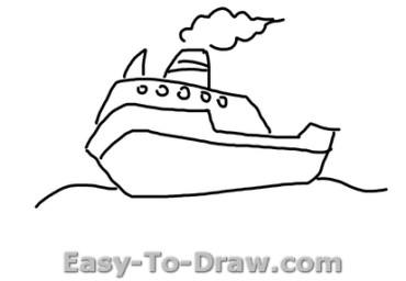 Large Ship Engines, Large, Free Engine Image For User