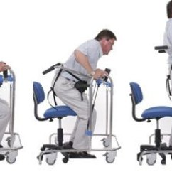 Chair Sit To Stand Exercise Office Lift Cylinder Easy Walking