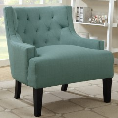 Accent Chairs Under 100 2 Wicker Rattan Chair Upholstered Light Blue