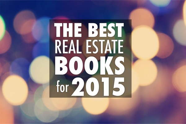 Best Books For Real Estate Agents In 2015