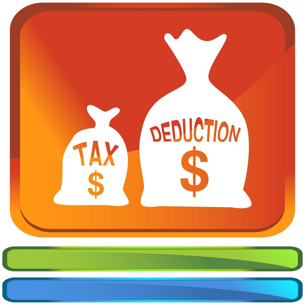 keep track of tax deductions