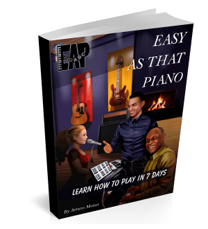 Easy As That Piano Ebook