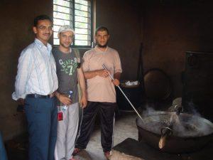 Learning chyawanprash recipe
