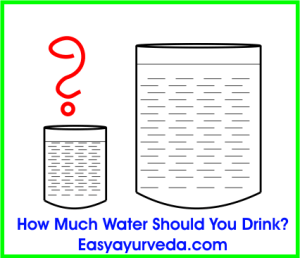 How Much Water Should We Drink?
