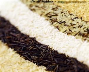 rice types