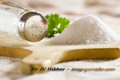 salt taste benefits and qualities