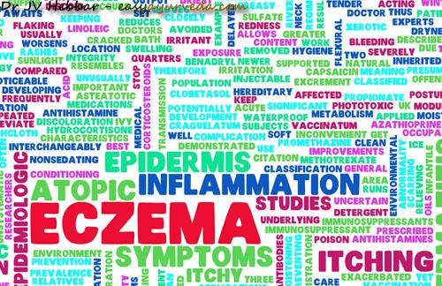 Eczema symptoms