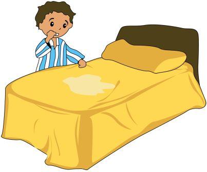 Nocturnal enuresis in children