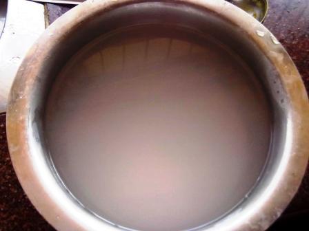 Lime water - Churnodaka