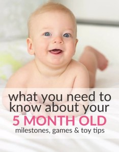All about month old baby development milestones fun activities toy tips also rh easybabylife