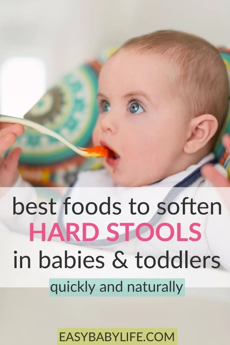 how to help ease baby constipation