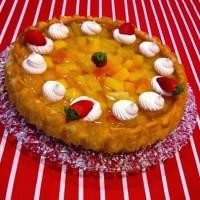 עוגת ג'לי פירות