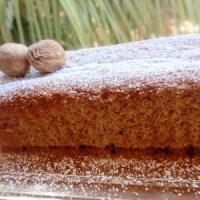 עוגת קינמון ואגוזים לפסח, ללא גלוטן