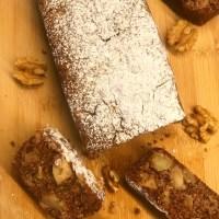 עוגת תפוחים וקינמון בריאה ללא גלוטן וסוכר