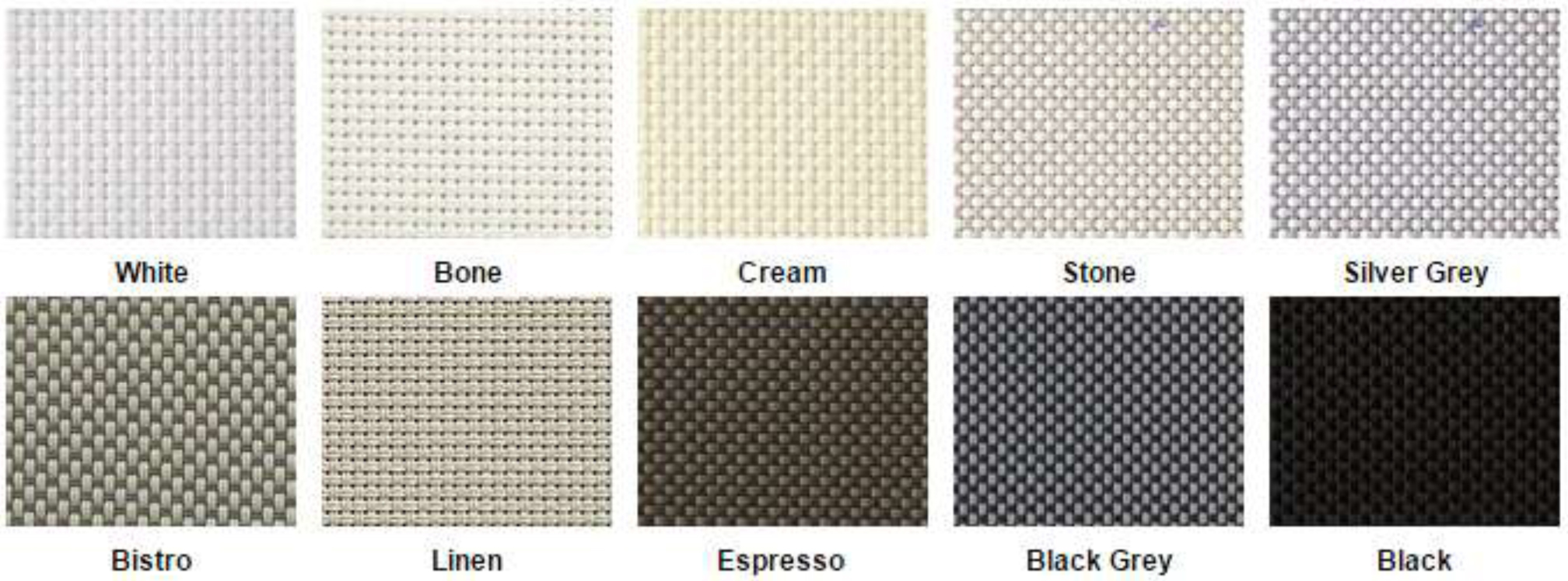Roller Blinds Fabric and Colours  Easy Blinds