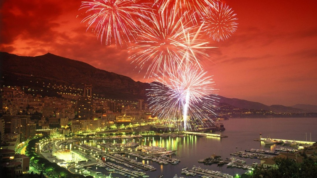 Monaco Fireworks Festival 2018 Monaco All Inclusive Boat