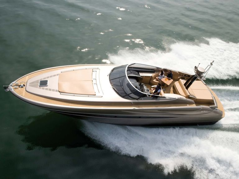 Luxury Yacht Charter Rivale 52 Motor Boat Rentals Sailing