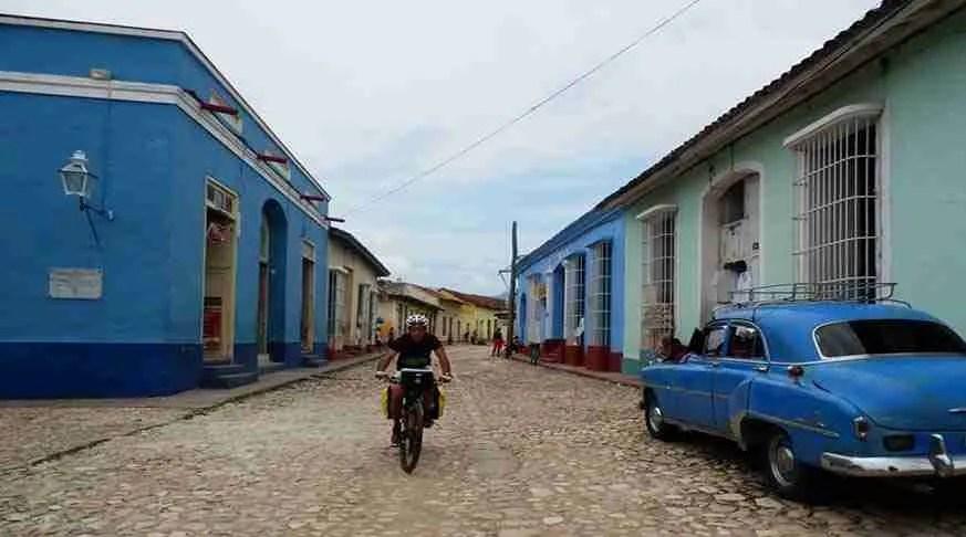 Trinidad in Bike