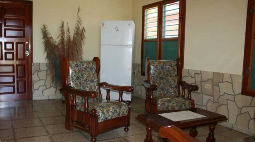 hostal Luis cienaga de Zapata Bay of Pigs cuba