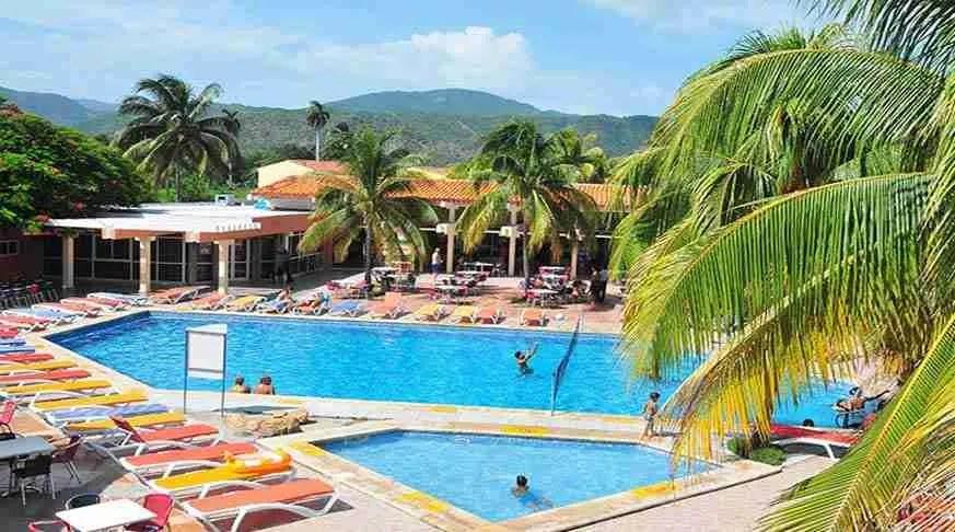 hotel marea del portillo granma cuba