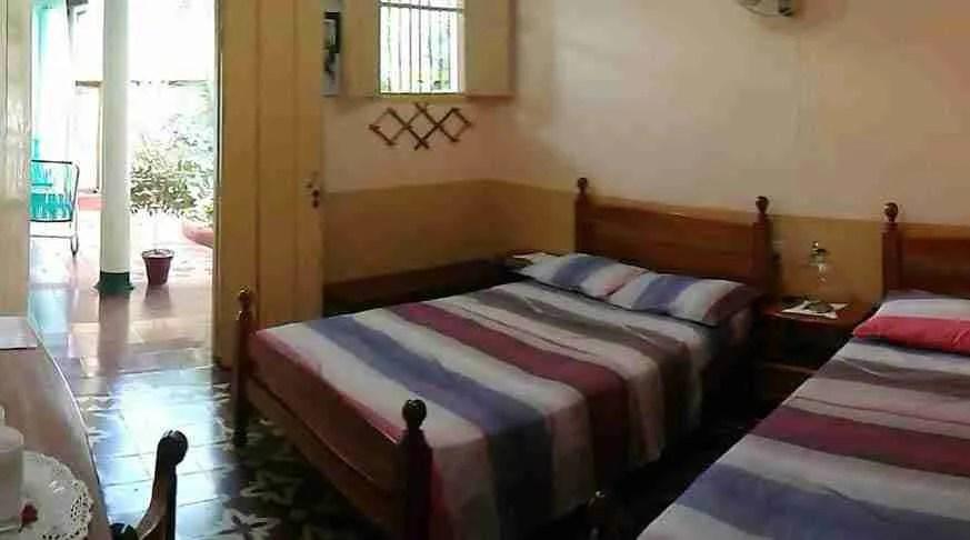 hostal buen viaje villa of remedios cuba