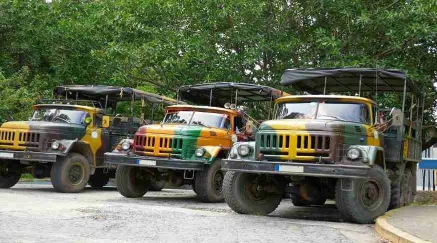 Tour Guanayara