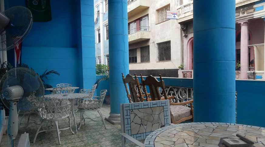 casa partiular colonial havana center cuba