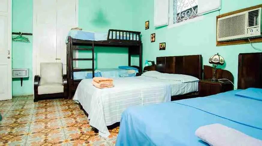 casa particular novo centro habana cuba
