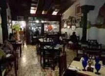 travel to trinidad. san josùe restaurant.