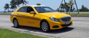 cuba taxi, Cubacar share