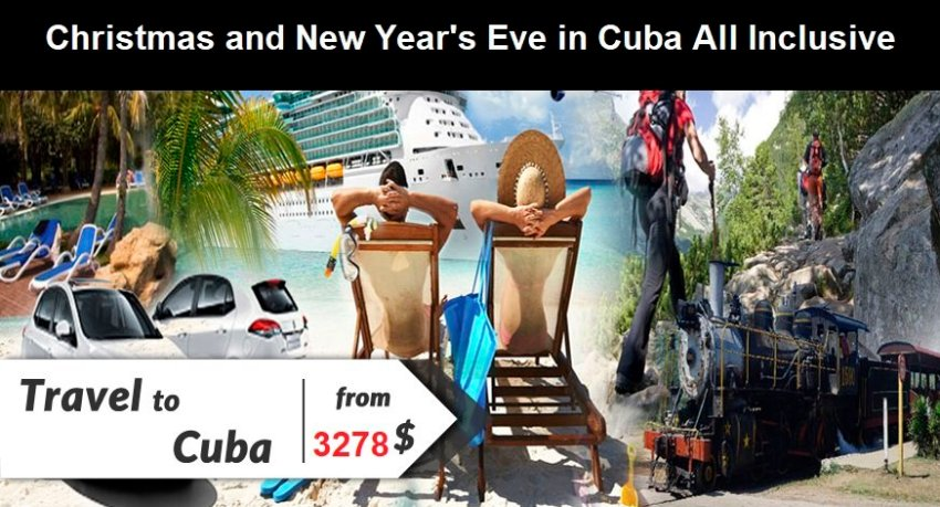 Cuba Packages All Inclusive