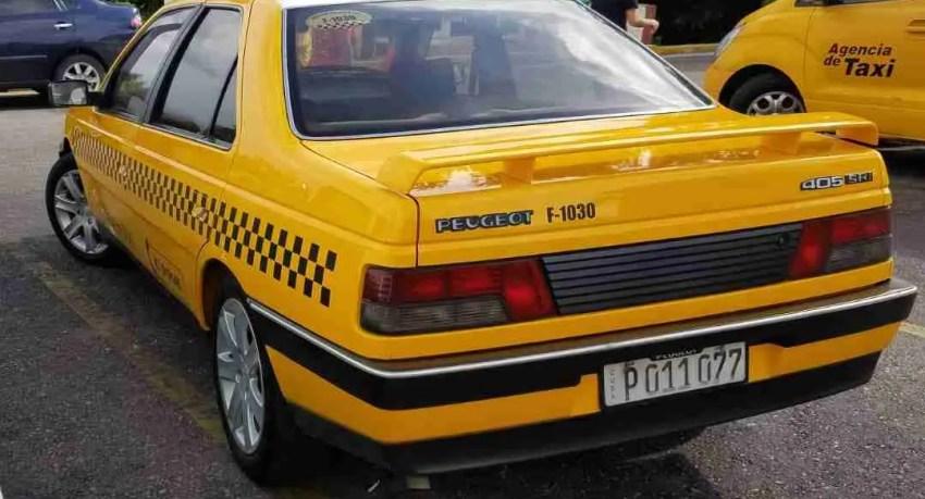 taxi cuba. Traslados en Cuba. Taxi Privati