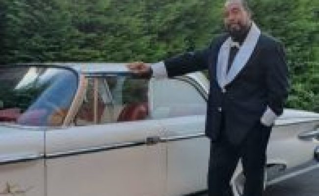 Barry White Imitator Boeken Of Inhuren Easybookings