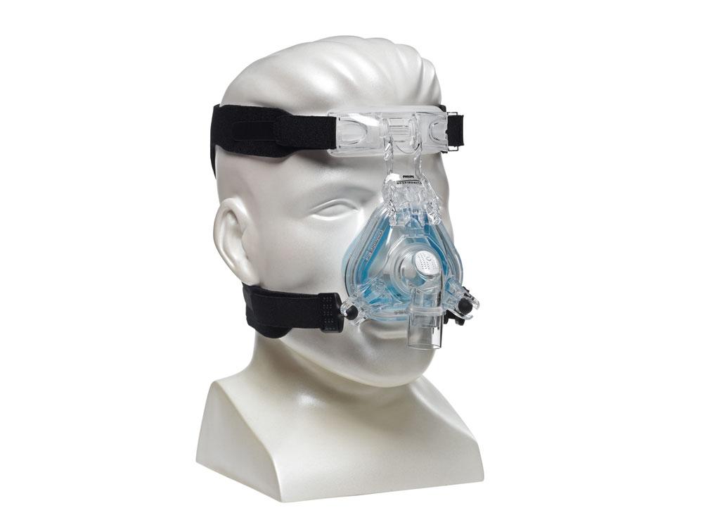 comfortgel blue nasal mask system fitpack