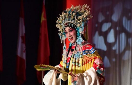 28、京剧表演艺术家盛莉表演京剧《贵妃醉酒》