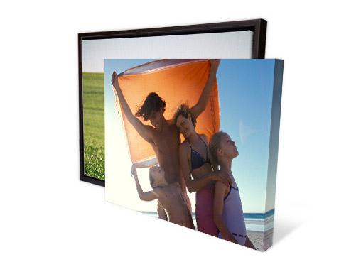 cheap canvas prints photos