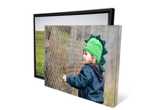canvas prints photos to