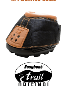 The easyboot trail hoof boot download application guide also original rh easycareinc