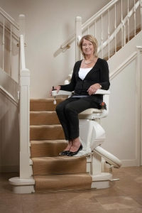 motorized easy chair swing for room about stair lifts   how they keep you safe
