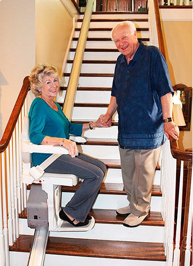 Stair Lifts  Chair Lifts Customer Benefits  Easy Climber