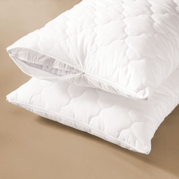 Quilted Pillow Covers  Quilted Pillow Cases  Easy Comforts