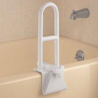 Adjustable Tub Grab Bar - Safety Bar For Bathtub - Easy ...