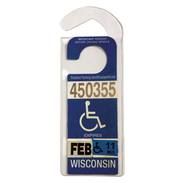 How Get Replacement Handicap Placard