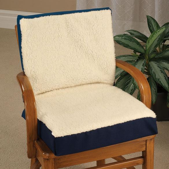 Sheepskin Seat Cushion Sheepskin Seat Cushion Easy