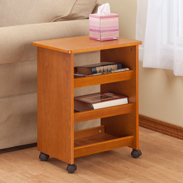 Printer Cart  Rolling TV Stand  Small Rolling Cart
