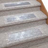 Clear Stair Carpet Protector by EasyComforts