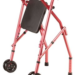 Walking Stick Chair Heavy Duty High That Clips On Table Walker With Seat Xl Ebay