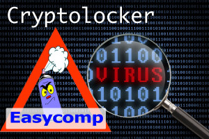 Cryptolocker-Virus easycomp